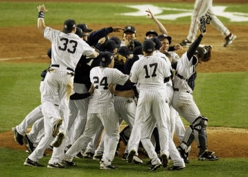 yankees world series champs