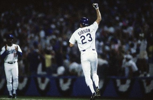 1988 kirk gibson world series