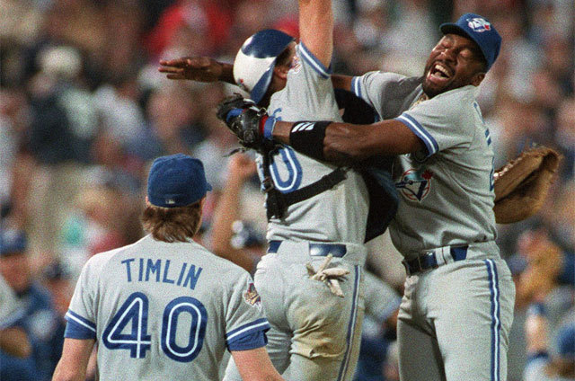 This Day In Sports History (October 24th) -- Toronto Blue Jays | Total Pro Sports