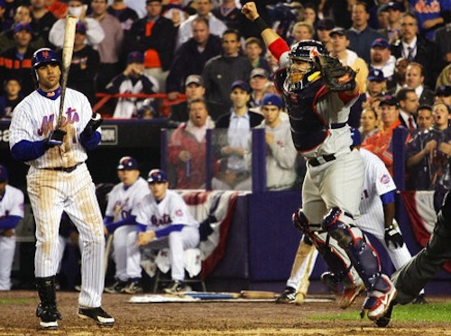 2006 NLCS Game 7: St. Louis Cardinals v New York Mets