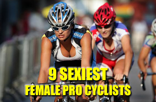 SEXY female pro cyclists