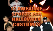 12 Awesome Sports Fan Halloween Costumes