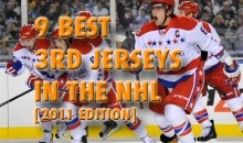 9 Best 3rd Jerseys In The NHL