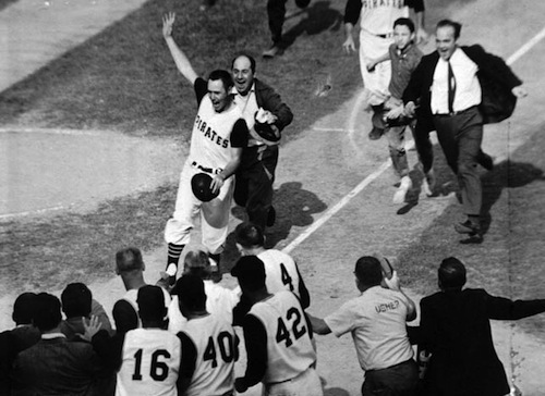 bill mazeroski 1960 world series home run
