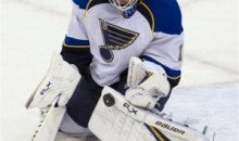 Stat Line Of The Night — 10/26/11 — Brian Elliott
