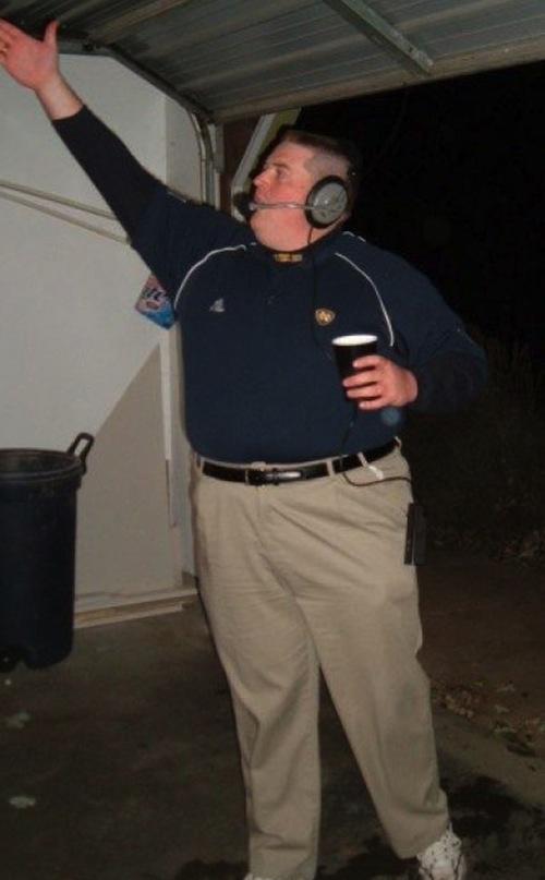 funny halloween costume man