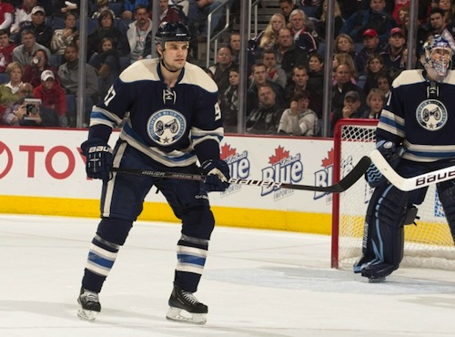 columbus bluejackets third 3rd jersey