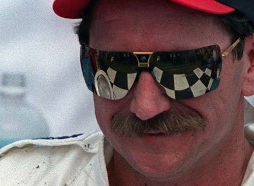 dale earnhardt death