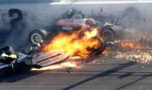 Dan Wheldon Dies In Fatal Crash At Las Vegas Indy 300 (Video)