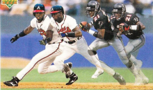 This Day In Sports History (October 11th) — Deion Sanders