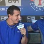 derek holland interviews kinsler