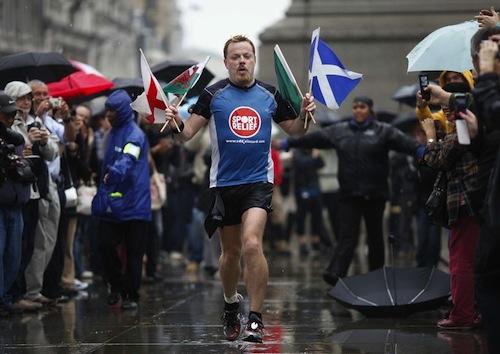 eddie izzard marathon