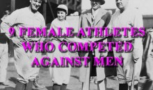 9 Female Athletes Who Competed Against Men