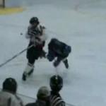 hockey hit
