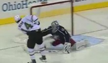 "Jamie Benn Gives Us This Early Candidate For ""Goal Of The Year"" (Video)"