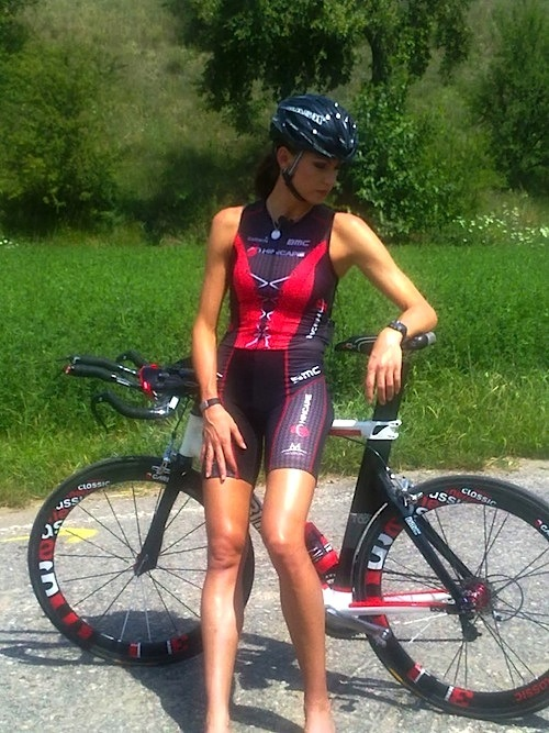 jenny fletcher triathlete