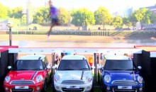 J.J. Jegede Jumps Over Three MINI Coopers (Video)