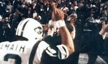 This Day In Sports History (October 14th) — Joe Namath
