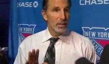 John Tortorella Is Master Of The Post-Game Press Conference (Video)