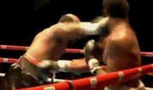 Kimbo Slice Records One-Punch KO In Second Boxing Match (Video)
