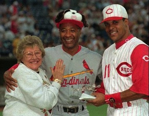 marge schott and ozzie smith