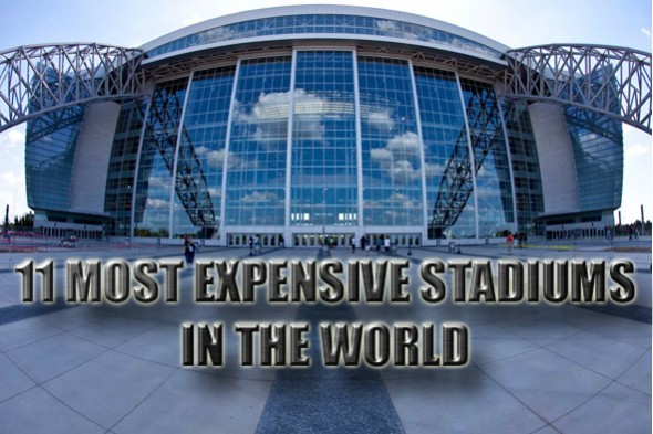 Most Expensive Stadiums In The World - 10 of the worlds oldest active sports stadiums