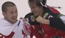 """Nasty"" Jon Mirasty Takes Punches With A Smile On His Face (Video)"