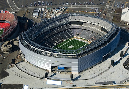 new meadowlands metlife stadium