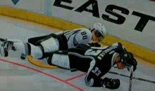 NHL 12 Glitch Results In Homoerotic On-Ice Moment (Video)