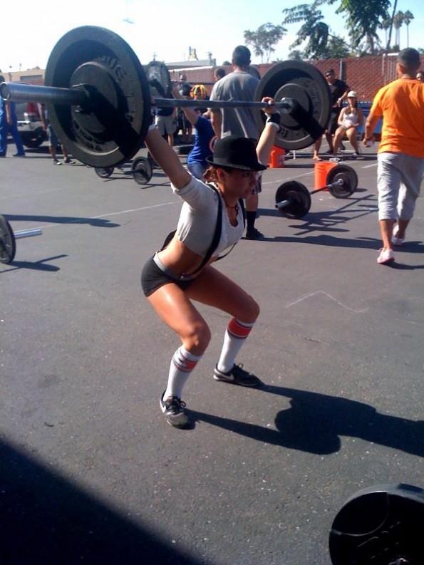 oktoberfest squat