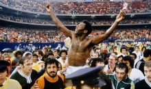 This Day In Sports History (October 3rd) — Pele
