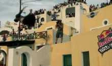 Red Bull Takes Parkour To The Greek Island Of Santorini (Video)
