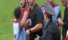Soccer Player Punches Referee In The Face (Video)
