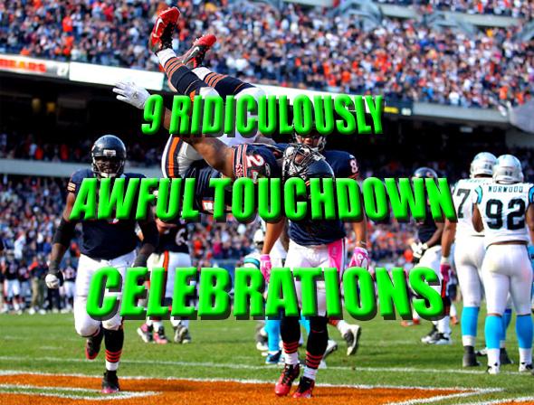 celebration fail