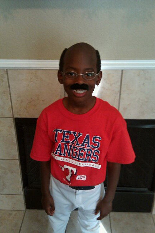 ron washington halloween