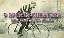 9 Sports Cheaters Who Said No To Drugs