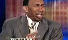 Stephen A. Smith Is Awfully Upset With LeBron James (Video)