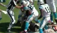 Steve Smith Scores Touchdown, Proceeds To Beat Up Malcolm Jenkins (Video)