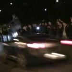 swede jumps over lamborghini