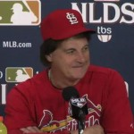 tony la russa press conference