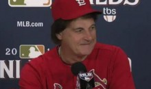 Tony La Russa Uses Moneyball Joke To Explain His Line-Up Change (Video)