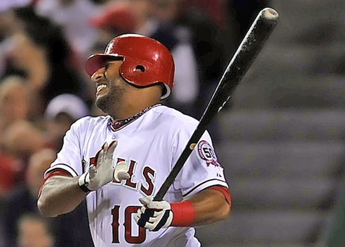 vernon wells angels