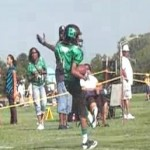 youth football td celebration