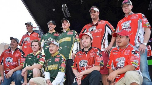 college bass fishing championship