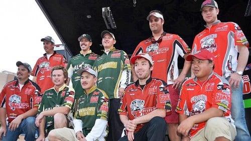 college bass fishing championship