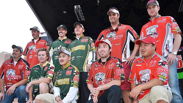 9 obscure college sports for College bass fishing