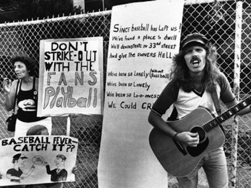 1981 mlb players strike