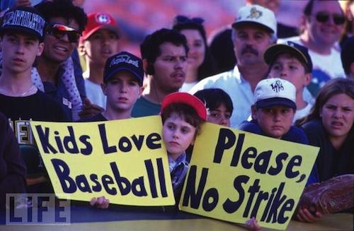 1994 mlb players strike