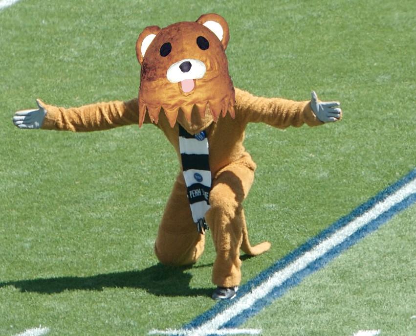 Penn State's new mascot