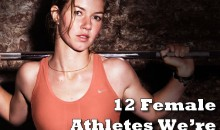 12 Female Athletes We're Thankful For